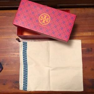 Tory Burch Dust Bag and Shoebox